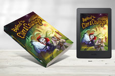 Beyond the Cliff and Courage - Middle Grade Fantasy Novel - Ages: 8+ Grade 3+