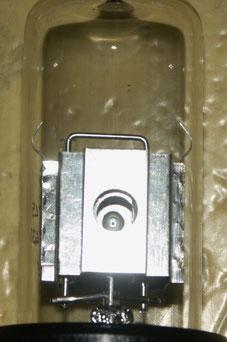 Heraeus Deuteriumlampe DS 222/05 T-56070745 mit Gehäuse  für Detector