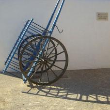 Can Planetes alte Mühle in Santa Eulalia