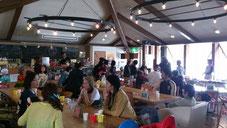 オレンジカウンティカフェでの開催