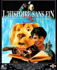 L'Histoire Sans Fin 3 - Retour à Fantasia de Peter MacDonald - 1994