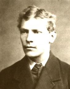 """Emil Heuer, der """"Macher"""" hinter der Marke """"Gläser Karosserie"""". Um 1885"""
