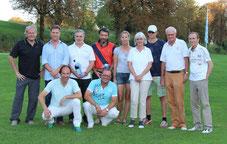 Die Sieger in Tutzing - © Presse Golf Club e.V.