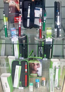 Ludwig Tabakwaren und mehr, E-Zigaretten, Liquids