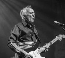 Tour abgesagt wegen Erkrankung: Robin Trower