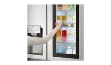 Lg Amerikanischer Kühlschrank Preis : Der neue lg instaview kühlschrank go innovation