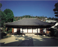 西郷寺本堂