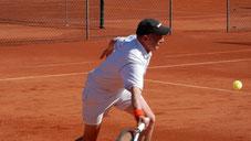 Werner Rohrbach vom TC Neustadt