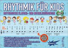 Rhythmik für Kids von Jörg Siegahrt