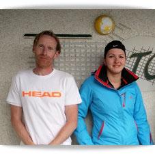 Clubmeister 2016 im Mixed: Stephan Figgemeier & Marie Süßmilch