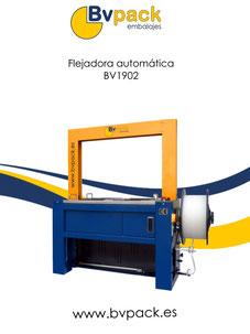 Flejadora_automática_para_cajas. Flejadora_ecommerce. Flejadora_venta_online. Flejadora_altas_producciones.