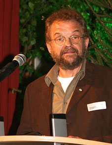 Der BDF-Landesvorsitzende Fred Josef Hansen; Bild © Gerhard Tenkhoff