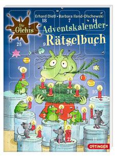 Die Orchis. Adventskalender-Rätselbuch