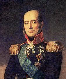 Михаил Богданович Барклай-де-Толли (при рождении Михаэль Андреас Барклай де Толли, 1761-1818)