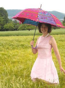 individuelle Designerkleider von Britta Haupka, Peppermilla, Bodensee