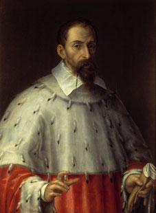 Ernst von Bayern, Porträt von Hans Werl, um 1601