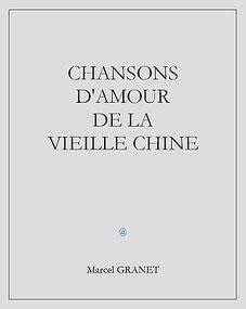 Couverture. Marcel Granet (1884-1940) : Chansons d'amour de la vieille Chine. — Revue des Arts Asiatiques, vol. 2, n° 3, septembre 1925, pages 24-40.
