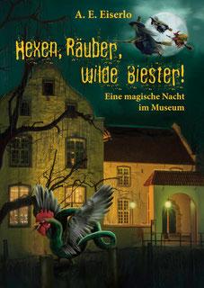 Lektorat, Museum, Walpurgisnacht, Hexen, Freundschaft, Magie