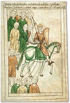 Scola Metensis-In Terra aliena-Bible de Pampelune