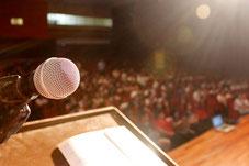Oratoria - hablar en público