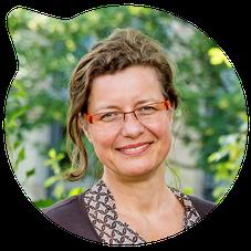 Dr. Margrit Ott, Ärztliche Psychotherapeutin, Portraitbild