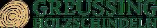 Logo Greussing Holzschindeln