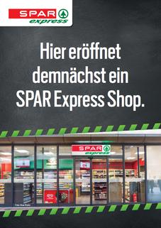 SPAR Express, Shoperöffnung