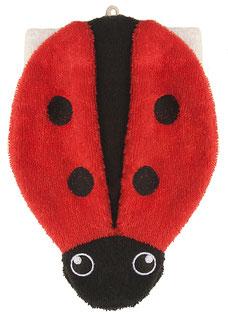 Fürnis Tier-Waschlappen Affe Bio-Baumwolle - zuckerfrei | Kids Concept Store