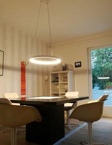 Kundenfoto - Pendelleuchte Durchmesser 58cm