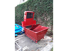 HETO Pot-in-trayvulmachine (MOSA) gebruikt