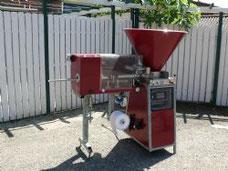 HETO Paperpotmachine (Standaard) Gebruikt