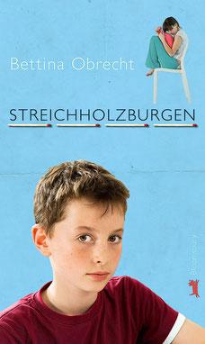 Buchcover Streichholzburgen