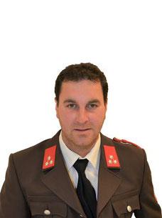 Freiwillige Feuerwehr Palfau - HFM Manfred Danner