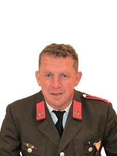 Freiwillige Feuerwehr Palfau - HFM Josef Pechhacker