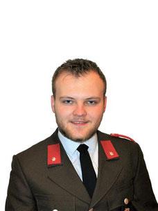 Freiwillige Feuerwehr Palfau - FM Felix Holzmüller