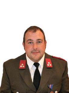 Freiwillige Feuerwehr Palfau - HFM Friedrich Larisch-Mönnich