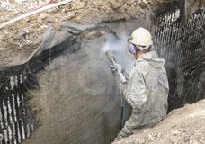 Bitumen abtragen Hochdruck Höchstdruck Falch