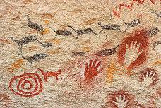 activité scolaire préhistoire en haute savoie