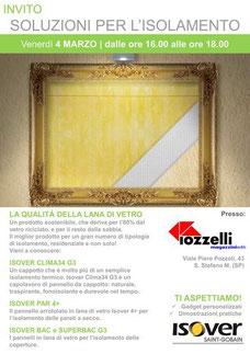 E' gradita la prenotazione via mail a info@iozzelli.net o telefonicamente allo 0187/883253