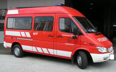 MTF, Feuerwehr Hainersdorf, Feuerwehrfahrzeug