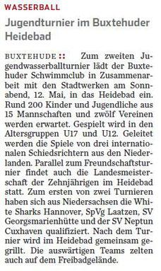 Hamburger Abendblatt 10.05.2012