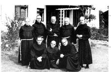 フランシスコ会司祭、修道者