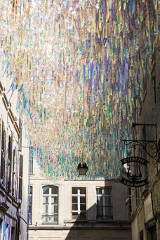 Art urbain au centre-ville de Laon fortifications dans l'Aisne Région des Hauts-de-France France Europe photo extérieure été par Marie Deschene photographe Pakolla