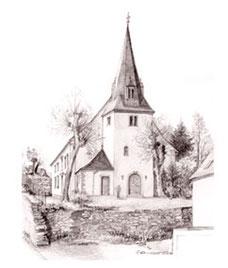 Kirche Weierbach