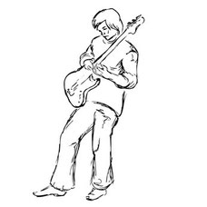 Bild: Gitarrenunterricht in Koblenz