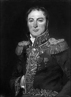 Général Meunier, commandant la 1ère brigade, 36ème division d'infanterie