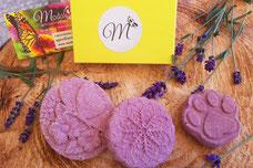Haarseife Lavendel