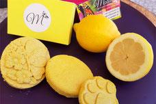 Haarseife Zitrone