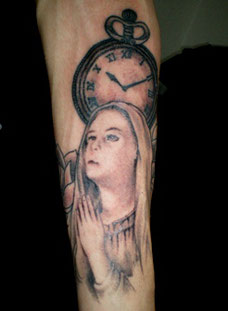 マリア様と懐中時計