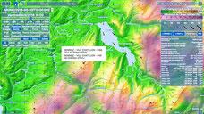 le site velivole permet de faire des prévisions météo et de trouver des sites de vol libre.